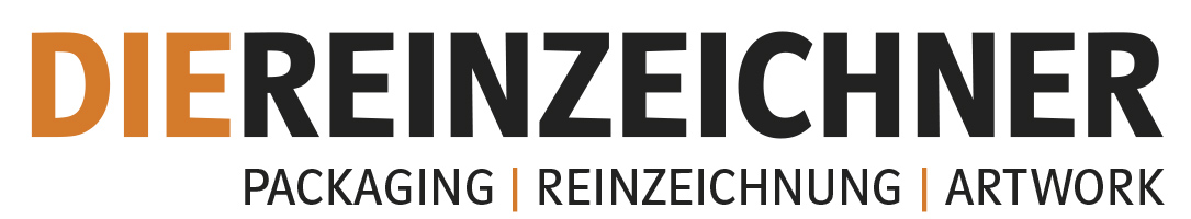 DIE REINZEICHNER Packaging | Reinzeichnung | Artwork